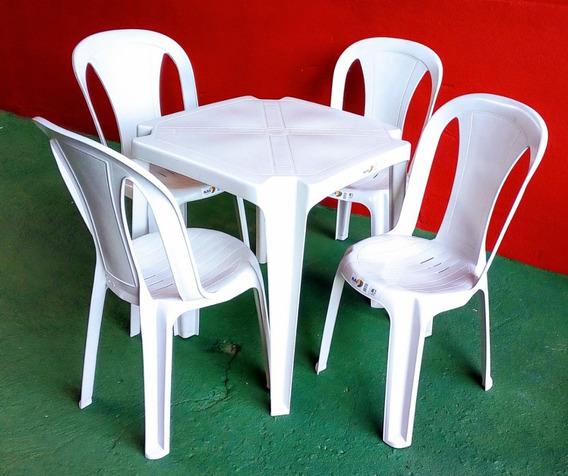 Conjunto Mesa Top E Cadeira Elisa