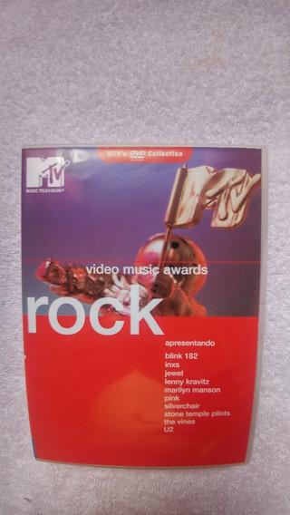 Varias Bandas Internacionais - Dvd Rock Video Music Award