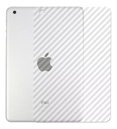 Pelicula Carbono Traseira iPad 7 10.2