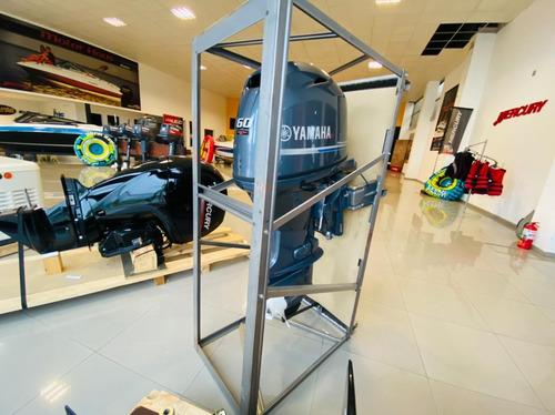 Motor Yamaha F60 Fetl 60 Hp 4 Tiempos - Entrega Inmediata