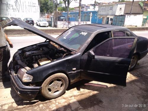 Imagem 1 de 8 de Mercedes C280 Automatica 99 Sucatas E Batidos