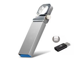 Pen Drive Scandisk Original 64gb Adaptador Mini Usb iPhone