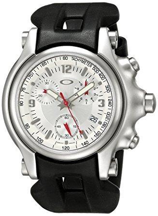Reloj Oakley Holeshot Chrono White De Colección Toys4boyst