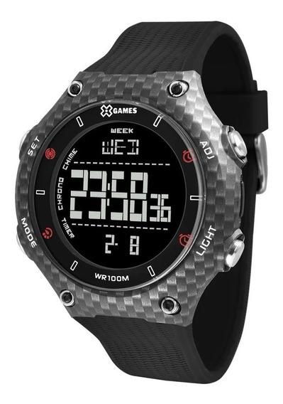 Relógio X-games Masculino Digital Esportivo Xmppd567 Pxpx