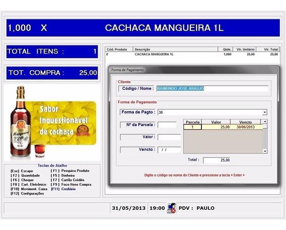 Sistema Pdv Lojas Mercados Padarias Lojas De Utilitários
