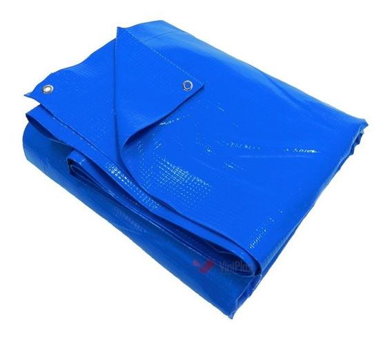 Capa De Piscina 10 Em 1 Pvc 500 Proteção+termica 6,5x3,5 M