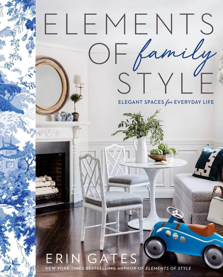 Livro Elements Of Family Style