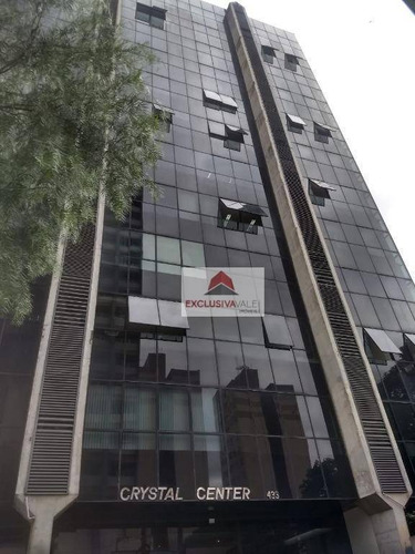 Sala Para Alugar, 95 M² Por R$ 2.350,00/mês - Centro - São José Dos Campos/sp - Sa0122