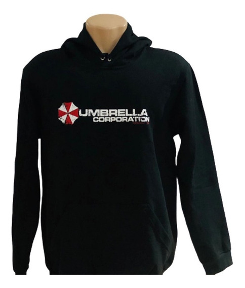 Moletom Umbrella Corporation - Resident Evil - Unissex