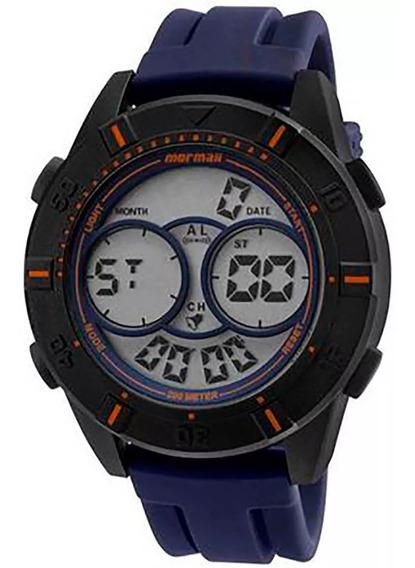 Relógio Mormaii Masculino Mo150915af/8l Ponta De Estoque