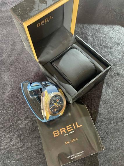 Relógio Suiço Breil Milano -edição Especial