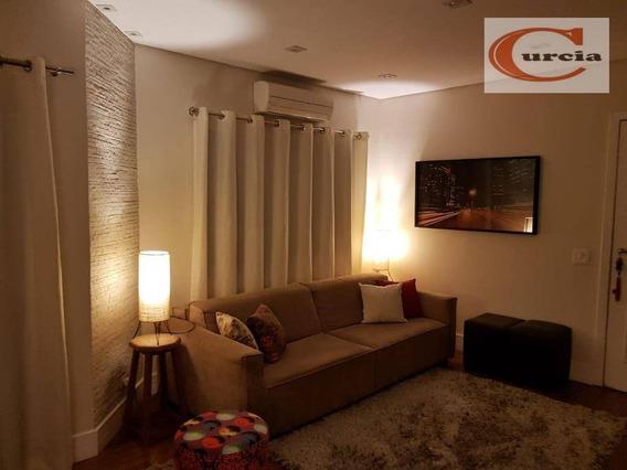 Apartamento Com 3 Dormitórios À Venda, 75 M² Por R$ 614.000 - Chácara Inglesa - São Paulo/sp - Ap5621