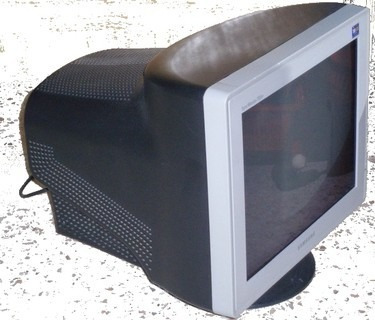 Monitor De Pc Antigo