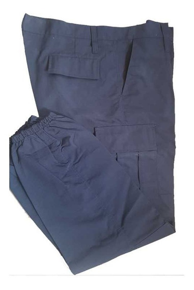 Pantalon De Ripstop Color Liso