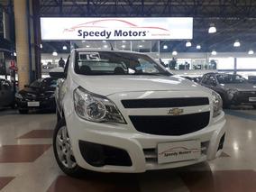 Chevrolet Montana 1.4 Ls Econoflex 2p Completa 2015 Baixa Km