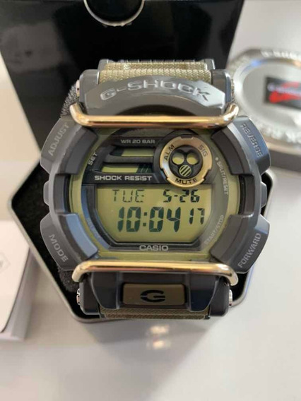 Relógio Gshock Modelo Gd400