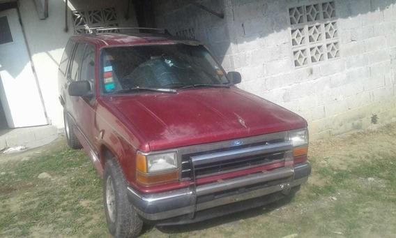 Ford Explores Explores. Lx Año1994 Una. Dela. Mejore.lx