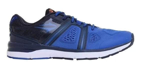 Zapatilla Topper Running Hombre Enjoy Ill Azul Ras