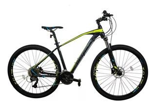 Bicicleta Mtb Optimus Tucana R29 R27.5 Altus 8v Hidraulica