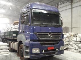Mercedes-bens 2540 6x2 Ano 2007/2008 Teto Alto