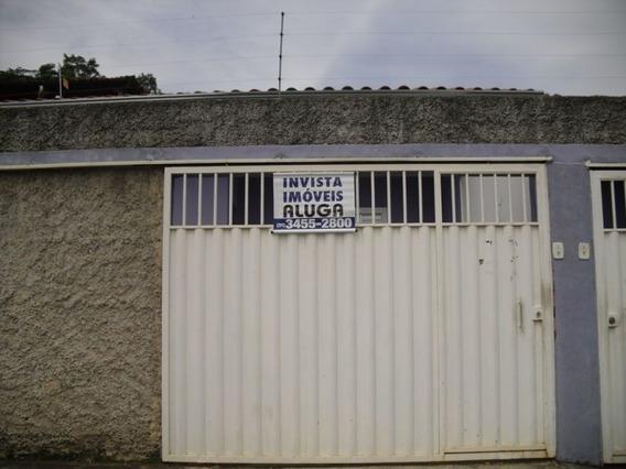 Casa Geminada Com 2 Quartos Para Alugar No Canaã Em Belo Horizonte/mg - 327