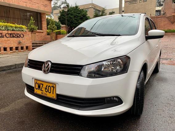 Volkswagen Nuevo Gol Único Dueño Oportunidad Negociable