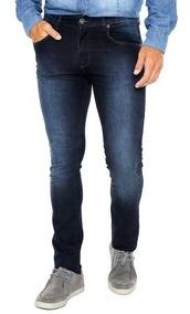 Calça Jeans Skinny Masculina Guess Estrech Com Elastano