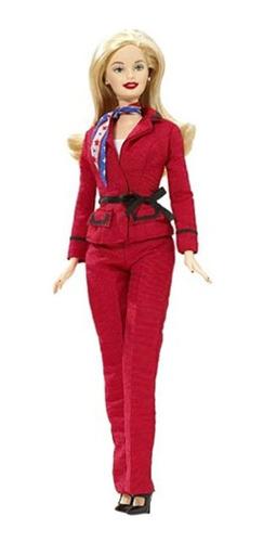 2004 Barbie Para Presidente Doll