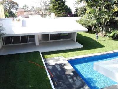 Casa En Condominio En Vista Hermosa / Cuernavaca - Ber1-677-cd*
