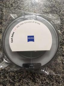 Filtro Polarizador Carl Zeiss 67mm