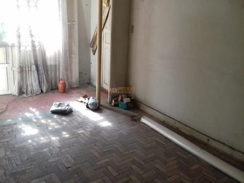Imagem 1 de 14 de Casa Terrea -  Terreno No Bairro Centro Em Sao Bernardo Do Campo Com 03 Dormitorios - V-30288