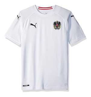 Jersey Playera Puma De Austria Mod 752513 02