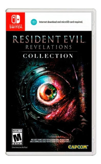 Resident Evil Revelations Collection Switch Disponible
