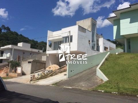 Casa A Venda Em Arujá Localizado No Condomínio Arujá Verdes Lagos Com 3 Suítes - Ca00613 - 1829128