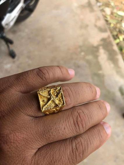 Anel De Ouro, 12 Gramas