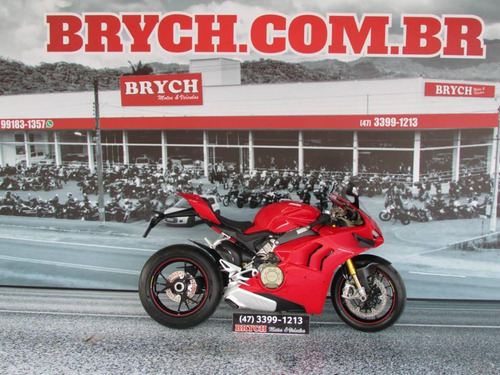 Ducati Panigale V4 S Abs