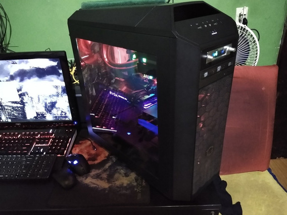 Pc Gamer I7 7700 + Gtx 1070 8gb + 32gb Ddr4