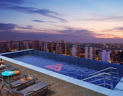 Apartamento À Venda, 52 M² Por R$ 546.000,00 - Centro - São Paulo/sp - Ap0390