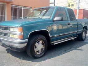 Chevrolet Silverado Cabina Y Media Excelentes Condiciones