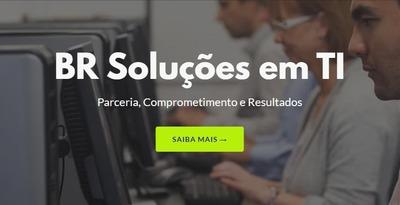 Suporte Técnico Em Redes, Servidores, Softwares E Antivírus