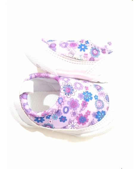 Panchas Super Livianas Bebe Lemelú Nenas Elastizadas Flores