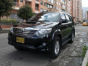 Toyota Fortuner Diesel 4x4 Mecanica
