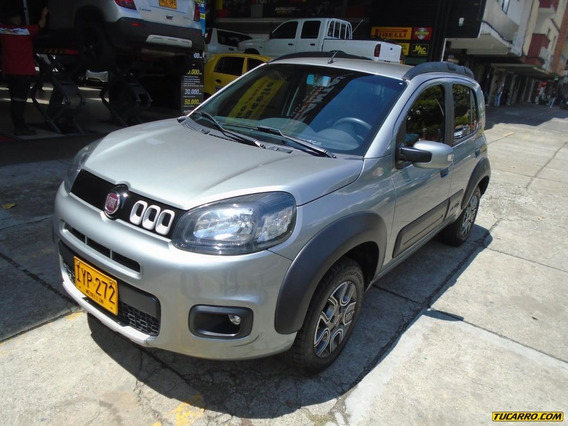 Fiat Uno Novo Way Mt 1400 Cc 5p Full
