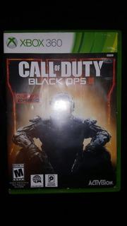 Juego Físico Original Xbox 360 Call Of Duty Black Ops 3