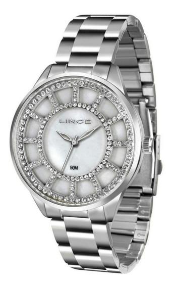 Relógio Feminino Lince Lrm4378l B1sx Analógico Quartz Casual