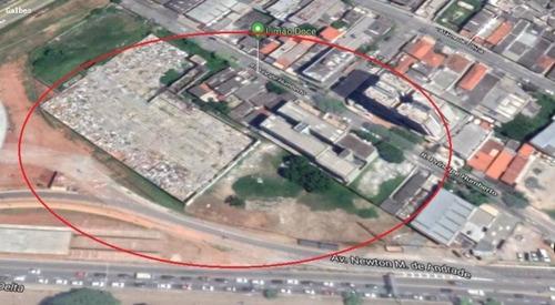 Terreno Para Locação Em São Bernardo Do Campo, Centro - 2000/2733_1-1376674