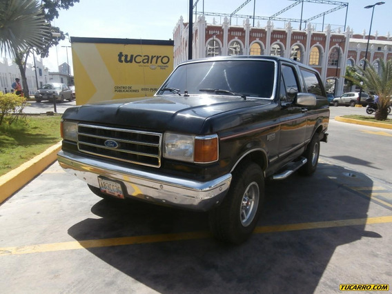 Ford Bronco 4x2
