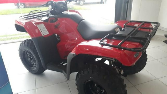 Honda Trx 420 Fourtrax 4x4 2019