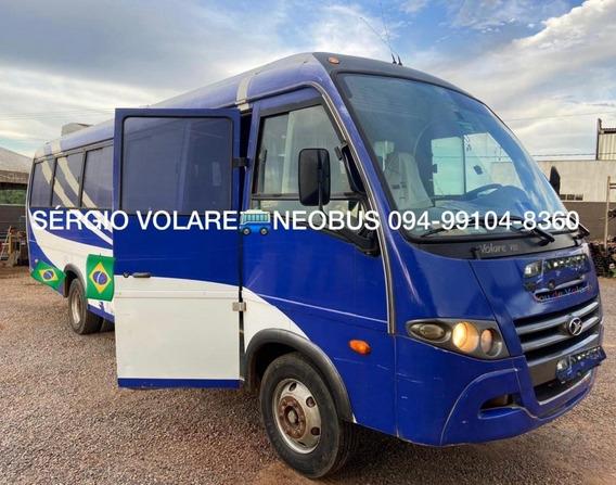 Micro Ônibus Volare V8l Executivo Ano 2015/2015
