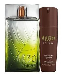 Promoção - Colônia Arbo Reserva + Desodorante - O Boticário